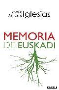 Libro MEMORIA DE EUSKADI