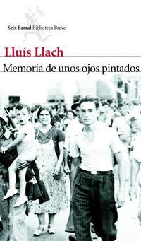 Libro MEMORIA DE UNOS OJOS PINTADOS