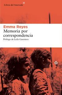 Libro MEMORIA POR CORRESPONDENCIA