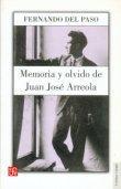 Libro MEMORIA Y OLVIDO DE JUAN JOSE ARREOLA