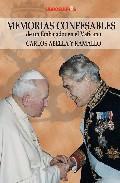 Libro MEMORIAS CONFESABLES DE UN EMBAJADOR EN EL VATICANO