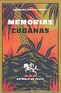 Libro MEMORIAS CUBANAS