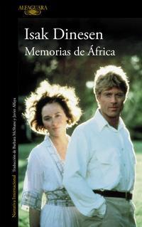 Libro MEMORIAS DE AFRICA