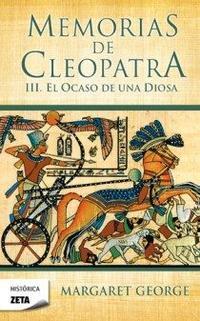 Libro MEMORIAS DE CLEOPATRA III