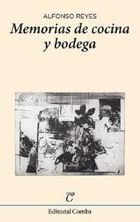 Libro MEMORIAS DE COCINA Y BODEGA