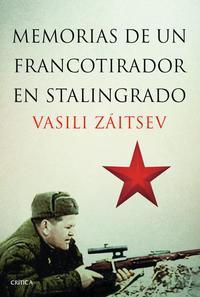 Libro MEMORIAS DE UN FRANCOTIRADOR EN STALINGRADO