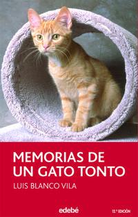 Libro MEMORIAS DE UN GATO TONTO