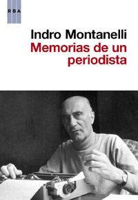 Libro MEMORIAS DE UN PERIODISTA