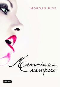 Libro MEMORIAS DE UN VAMPIRO