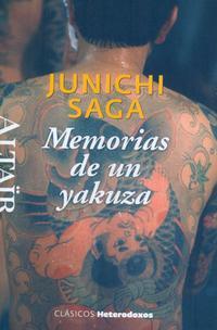 Libro MEMORIAS DE UN YAKUZA