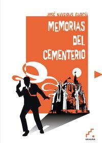 Libro MEMORIAS DEL CEMENTERIO