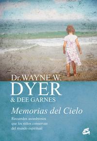 Libro MEMORIAS DEL CIELO