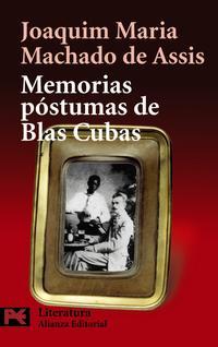Libro MEMORIAS POSTUMAS DE BLAS CUBAS