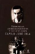 Libro MEMORIAS, ENTENDIMIENTOS Y VOLUNTADES