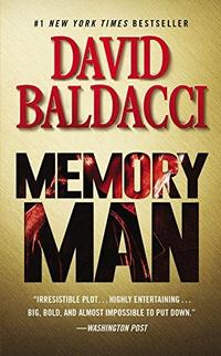 Libro MEMORY MAN