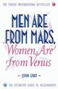 Libro MEN ARE FROM MARS WOMEN ARE FROM VENUS: HOW TO GET WHAT YOUR RELA TIONSHIPS