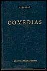 Libro MENADRO: COMEDIAS