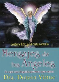 Libro MENSAJES DE TUS ÁNGELES - CARTAS ORÁCULO