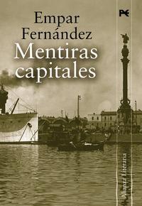 Libro MENTIRAS CAPITALES