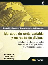 Libro MERCADO DE RENTA VARIABLE Y MERCADO DE DIVISAS