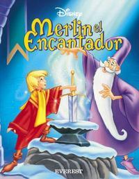 Libro MERLIN EL ENCANTADOR