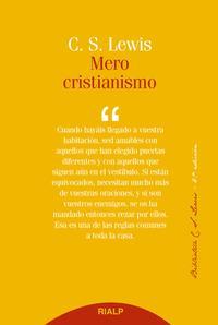 Libro MERO CRISTIANISMO