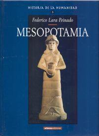 Libro MESOPOTAMIA