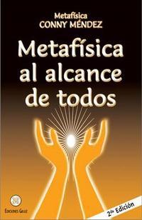 Libro METAFISICA AL ALCANCE DE TODOS