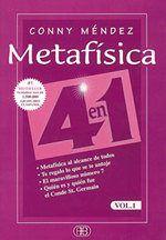 Libro METAFISICA, 4 EN 1
