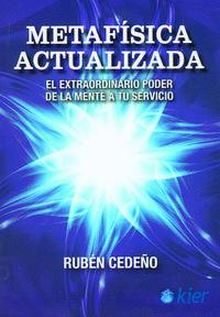 Libro METAFÍSICA ACTUALIZADA