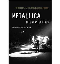 Libro METALLICA: THIS MONSTER LIVES: THE INSIDE STORY OF SOME KIND OF M ONSTER