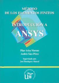 Libro METODO DE LOS ELEMENTOS FINITOS. INTRODUCCION A ANSYS