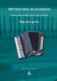 Libro METODO FACIL DE ACORDEON