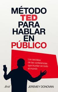 Libro METODO TED PARA HABLAR EN PUBLICO