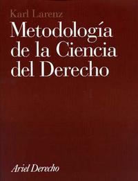 Libro METODOLOGIA DE LA CIENCIA DEL DERECHO