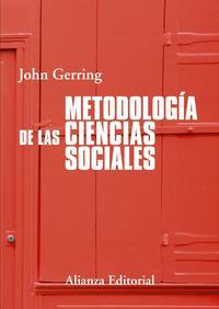 Libro METODOLOGIA DE LAS CIENCIAS SOCIALES