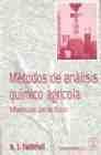 Libro METODOS DE ANALISIS QUIMICO AGRICOLA: MANUAL PRACTICO