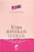 Libro METODOS DE INVESTIGACION EN PSICOLOGIA ND/DSC