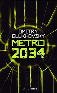 Libro METRO 2034