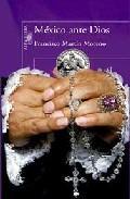 Libro MEXICO ANTE DIOS