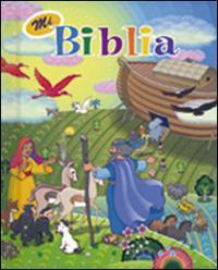 Libro MI BIBLIA