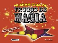 Libro MI GRAN CAJA DE TRUCOS DE MAGIA