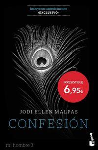 Libro CONFESION (MI HOMBRE #3)