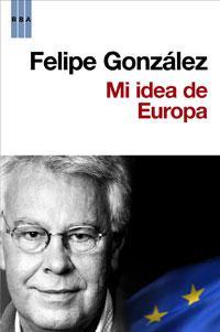 Libro MI IDEA DE EUROPA