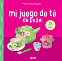 Libro MI JUEGO DE TE EN PAPEL