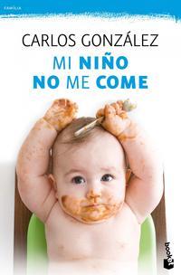 Libro MI NIÑO NO ME COME