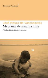 Libro MI PLANTA DE NARANJA LIMA