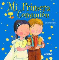 Libro MI PRIMERA COMUNION