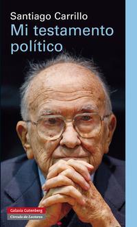 Libro MI TESTAMENTO POLITICO