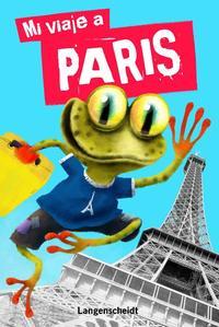Libro MI VIAJE A PARIS